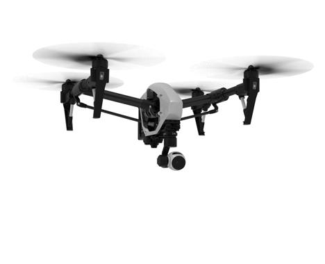 dji inspire 1-videos con drone
